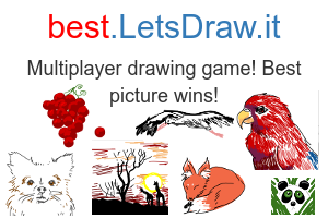 Try best.letsdraw.it